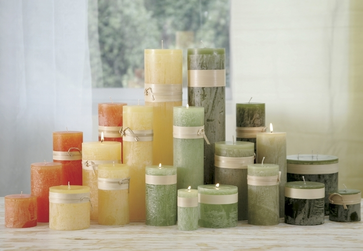 Warm - Unscented Candles