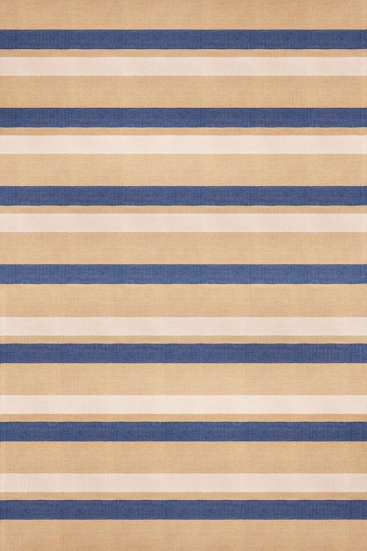 Hampton Stripe Sisal Rug