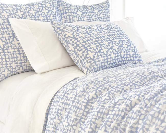 Sky Blue Inspired Bedding