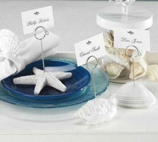 Place Cards & Napkin Holders