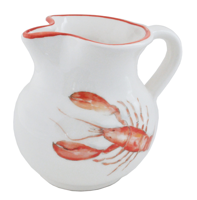 Lobster Pitcher