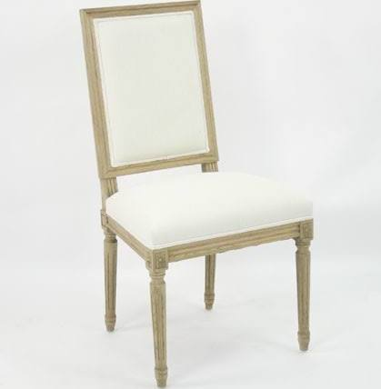 Baroque French Dining Chair