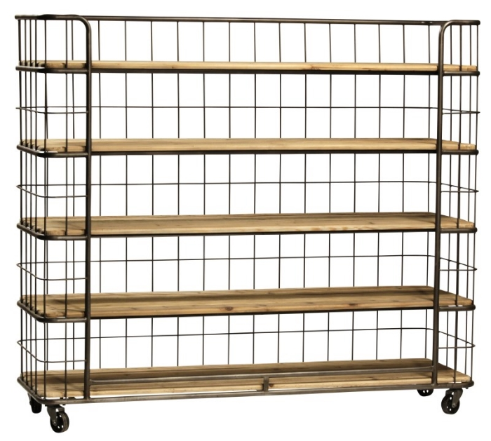 Baker's Rack Shelving