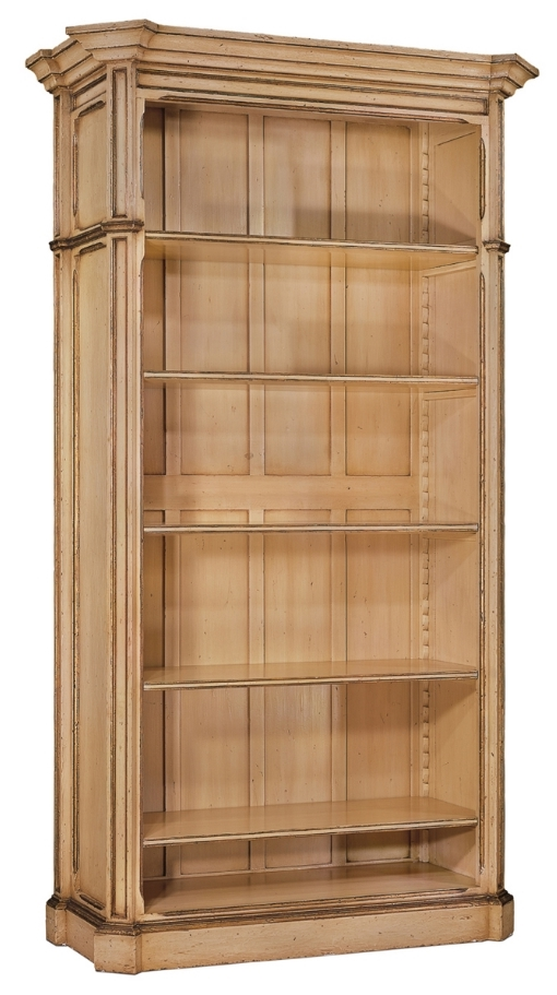 Light Rustic Bookcase