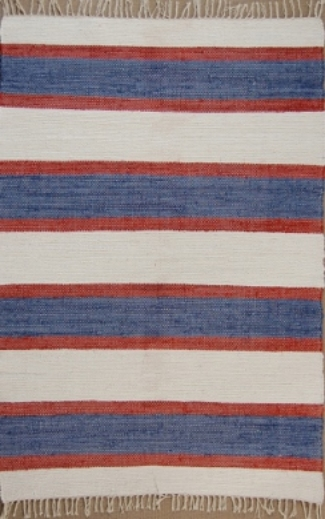 Flag Hand Loomed Rug