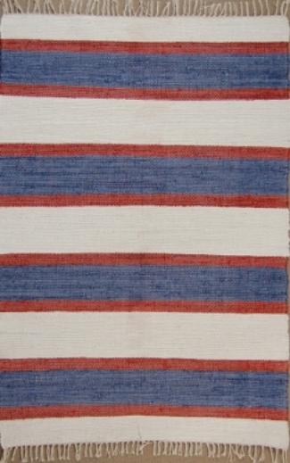 Flag Hand Loomed Rug