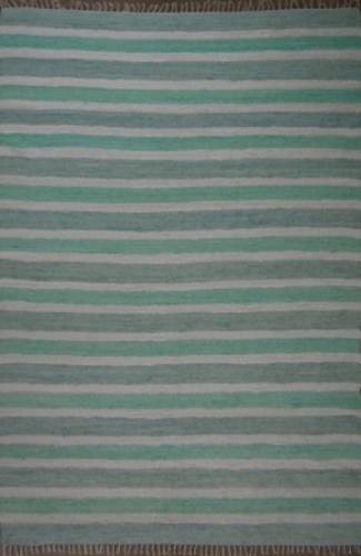 Underwater Stripe Rug