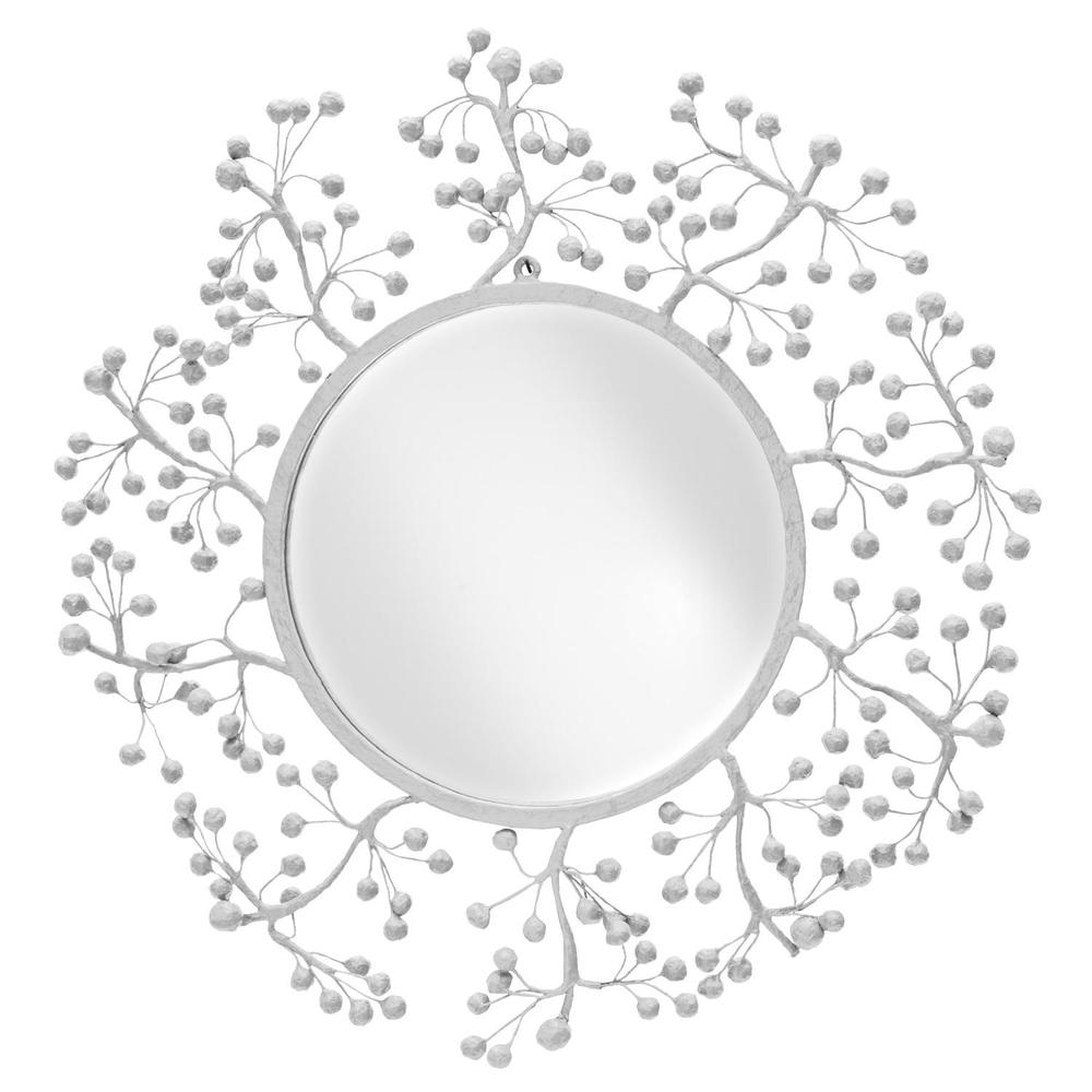 White Berry & Branches Mirror