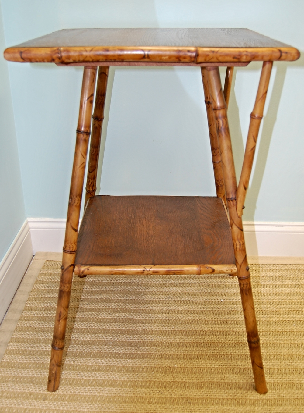 Bamboo Square side table.JPG
