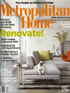 Metropolitan Home - September 2006