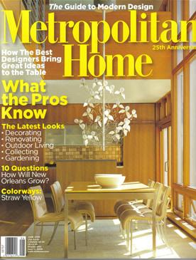Metropolitan Home - June 2006