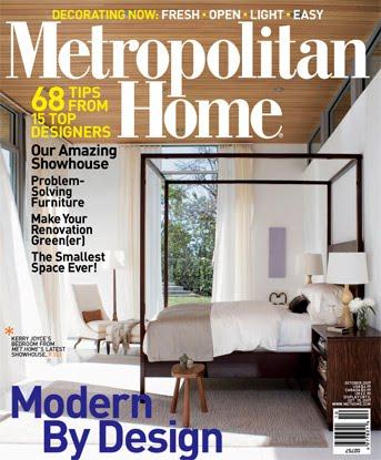 Metropolitan Home -October 2007