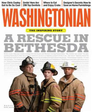 Washingtonian - August 2009