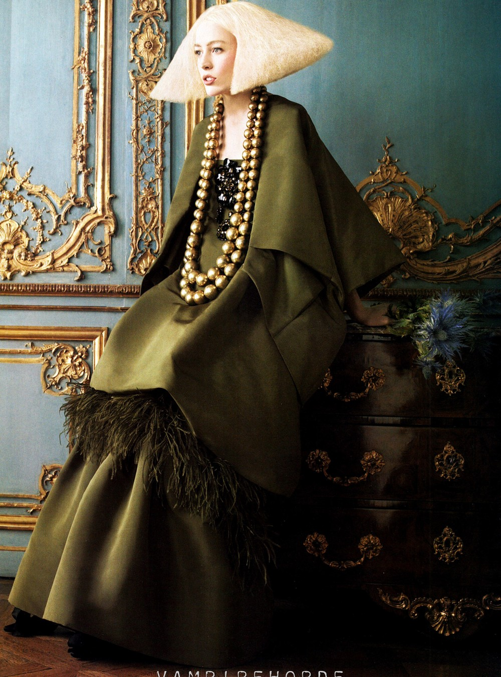 Vogue Racquel Zimmerman David Sims Grace Coddington Raji RM Interior Design Washington DC New York