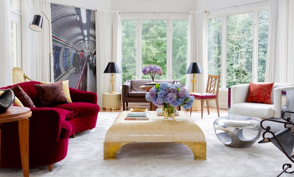 Raji rm interior designer washington dc new york for Living room dc