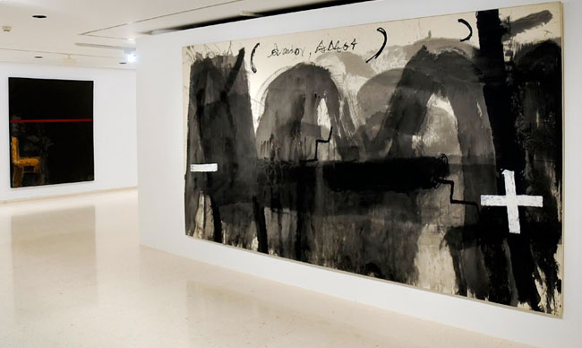 Antoni Tapies - Raji RM Interior Design Washington DC New York-1
