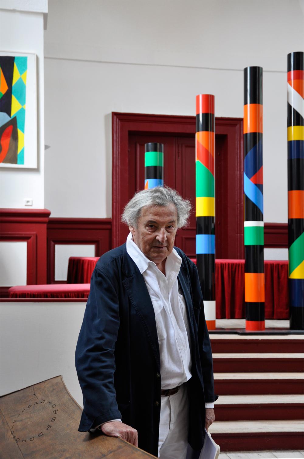 Guy de Rougemont, 2011