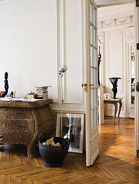 Astuguevielle's Paris Apartment