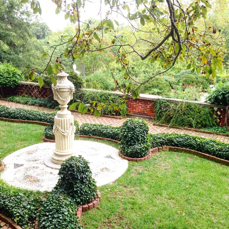 Dumbarton Oaks - The Gardens — Raji RM - Interior Designer ...