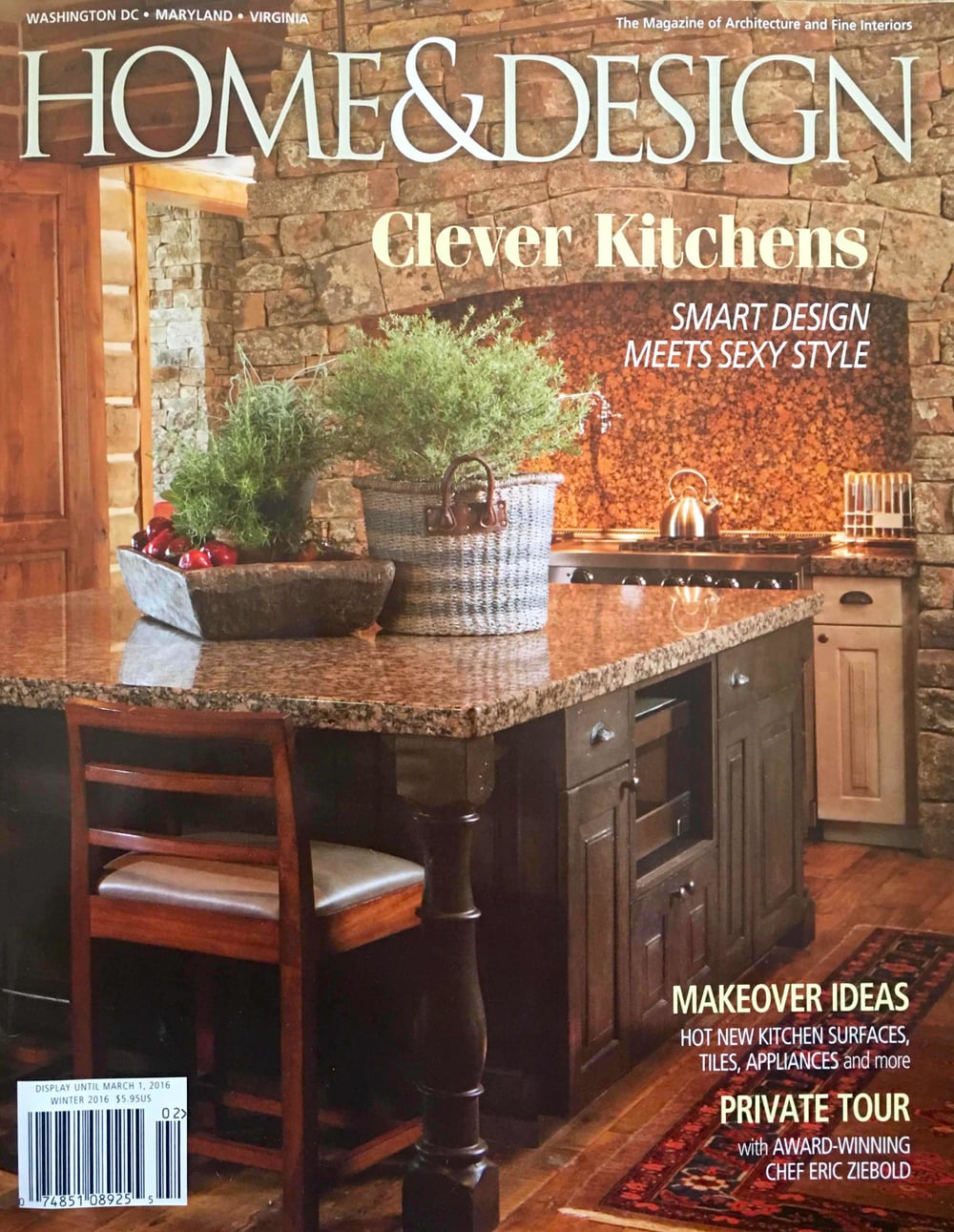 Home & Design, Winter 2016