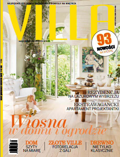 Villa [Poland], March-April 2016