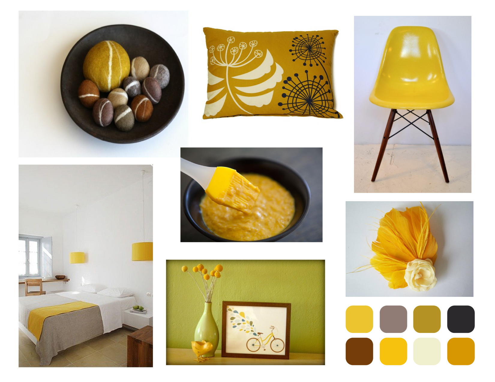 20 absolute what colors go with olive green wallpaper - What colors go with yellow ...