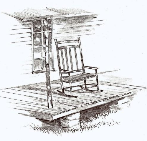 Front Porch Clipart attractive-front-porch-rocking-chair-1-rocking-chair-on-porch-clip-art -499-x-479