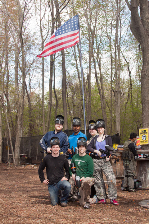 Paintball Freedom Fighters