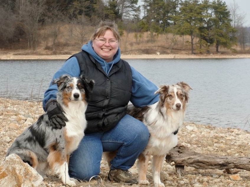 Stacey Modica, Agility Assistant