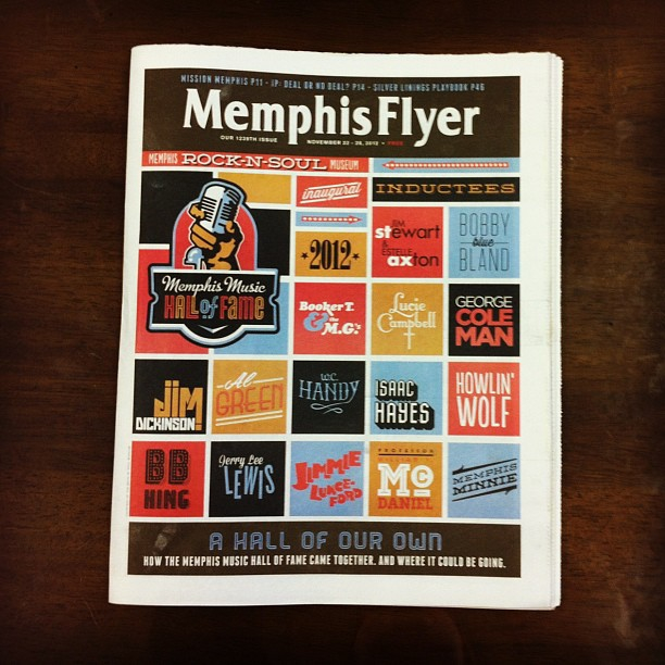 Cover story for the Memphis Flyer, issue #1239.