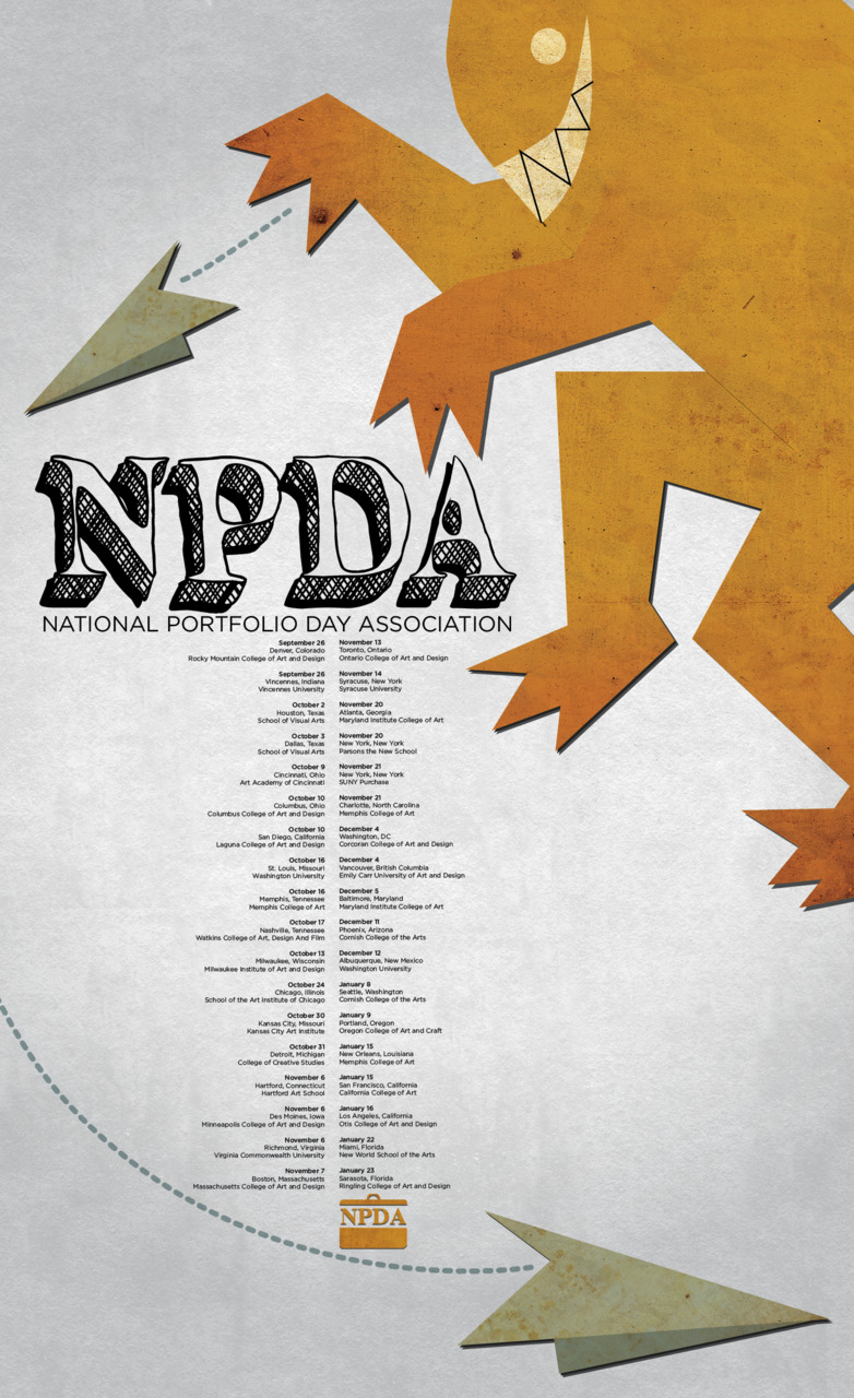 This is the front of my submission for the NPDA Broadside competition. It's a group project, and I really loathe those, but this year has been far more manageable that last year's fiasco.