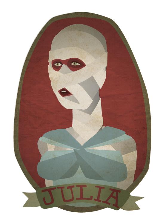 Just a Hellraiser portrait for October.