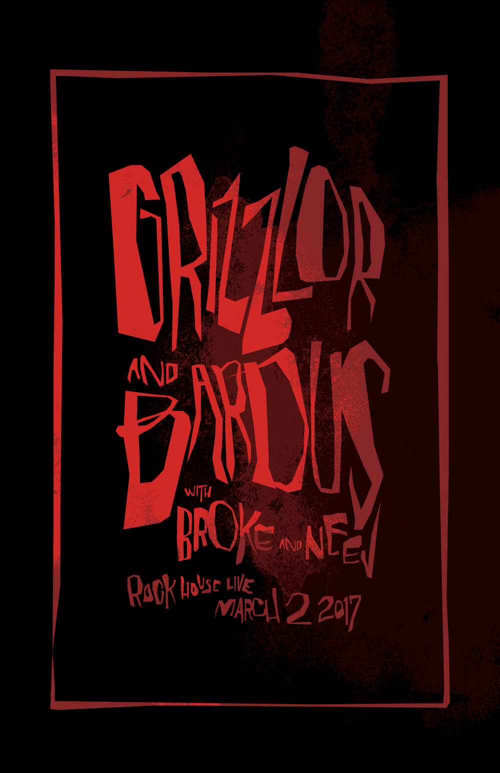 GRIZZLOR • BARDUS • BROKE