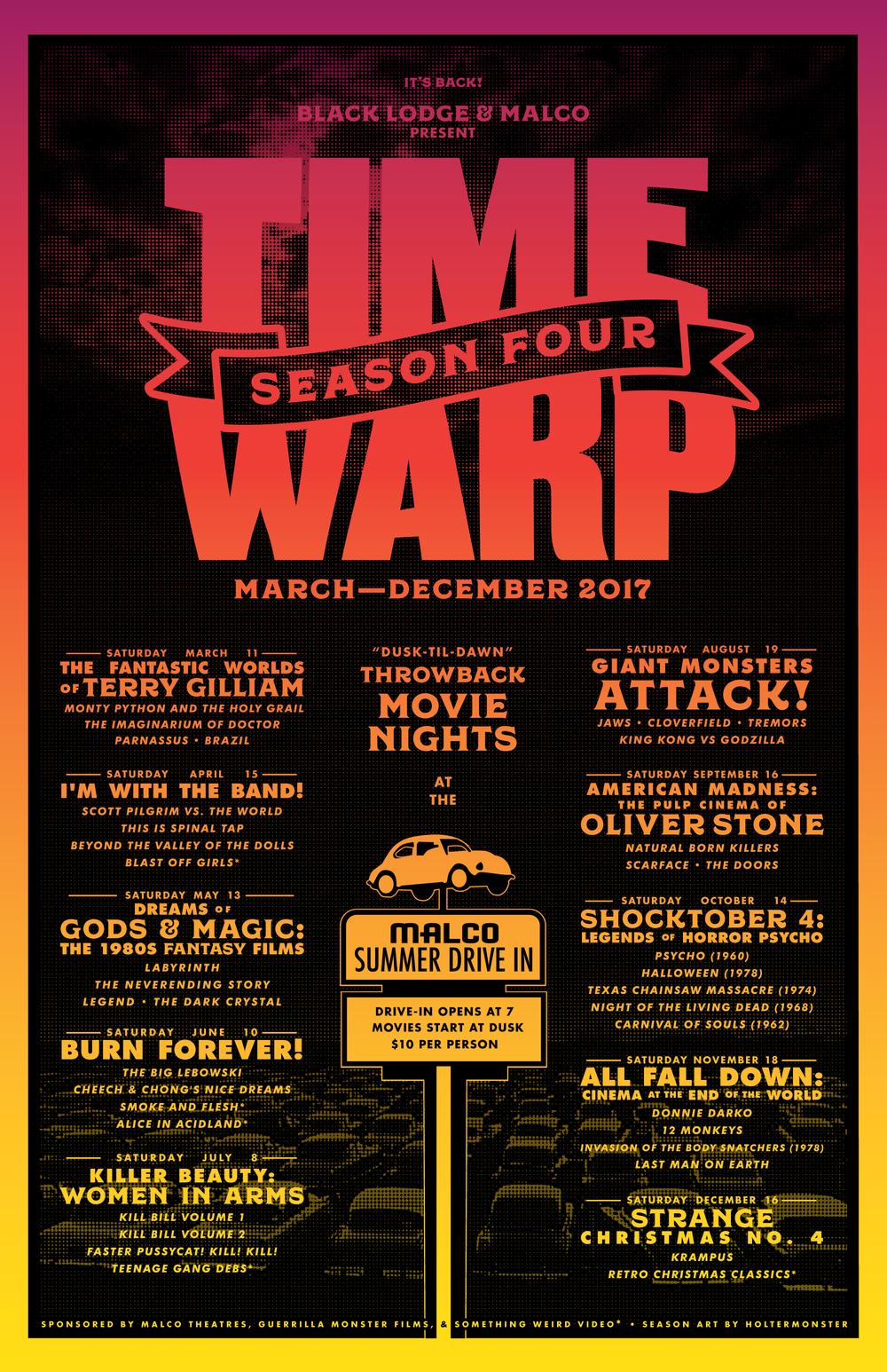 Time Warp Drive-In Season 4