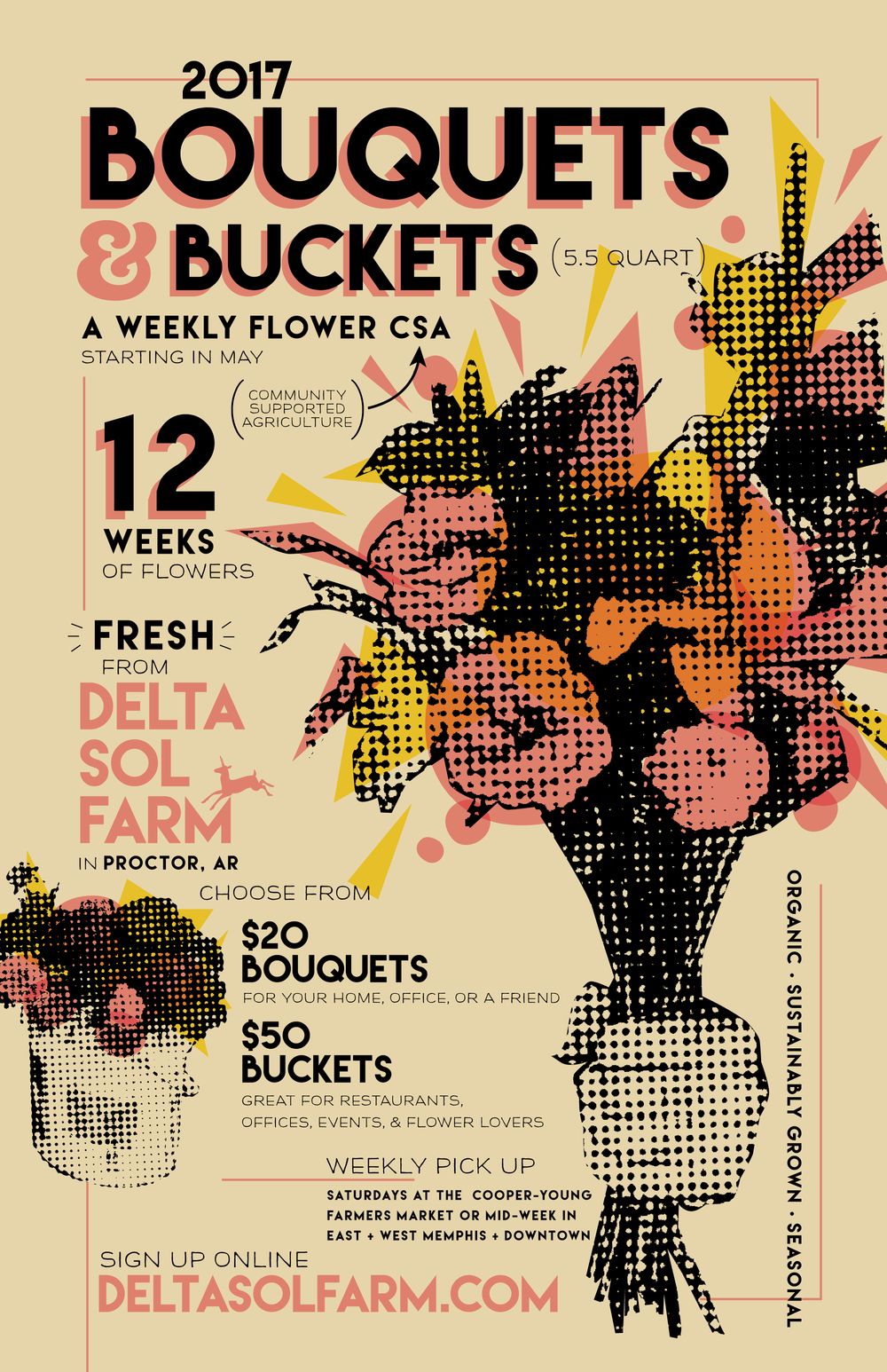 Bouquets & Buckets
