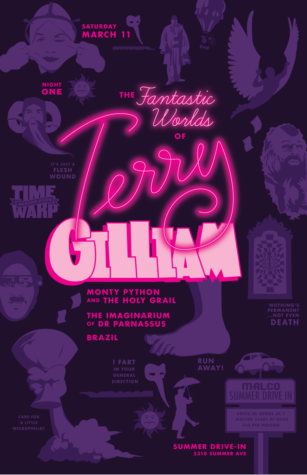 Time Warp Season 4: Terry Gilliam