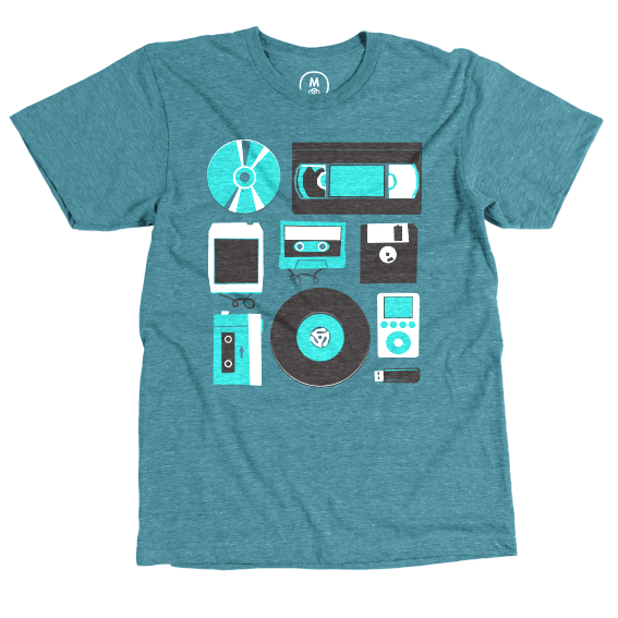 Cotton Bureau accepted one of my designs! You can preorder it here. If it hits 25 preorders, they'll print them! Only $25!