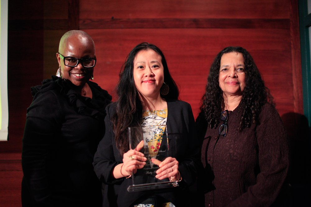 Aronson Awards-Betty with Host and Blanca.jpg