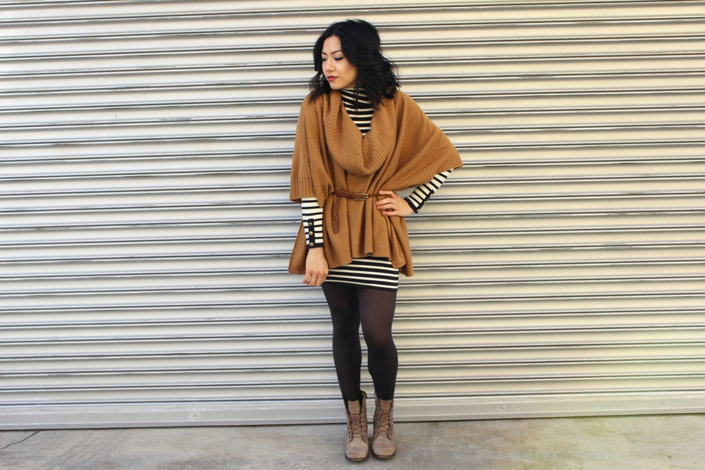 Fall To Winter Fashion Lookbook 2014 Layering Outfits