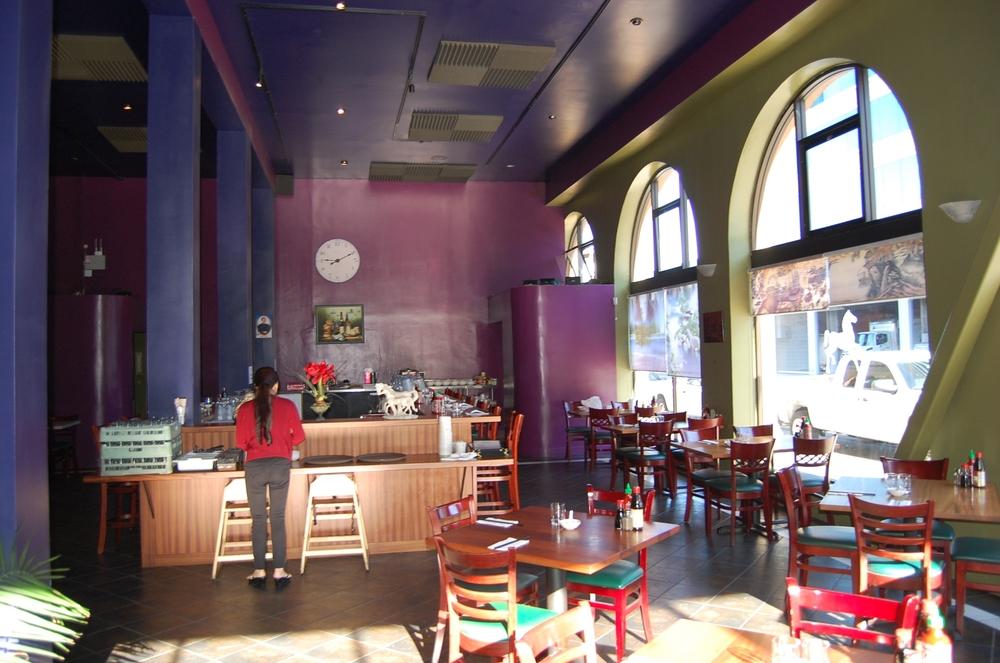 Restaurant Before
