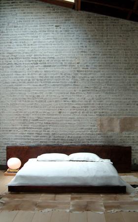 BDDW Slab Bed