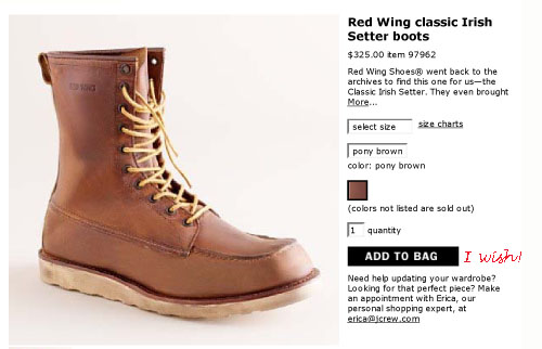 Classic Red Wings: I Need These — KIBWE DAISY DESIGN