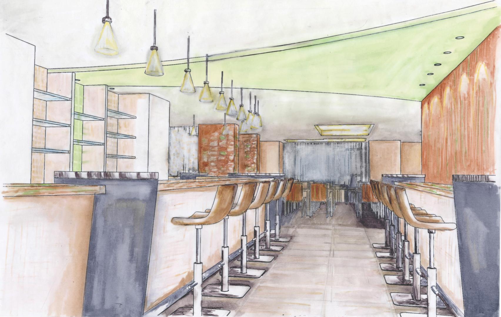 kibwe daisy design restaurant design