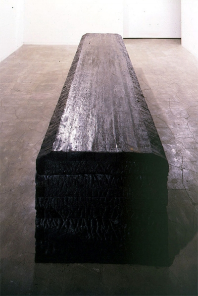 "Toshikatsu Endo, ""Allegory II: Coffin of Seele"" (1985)."