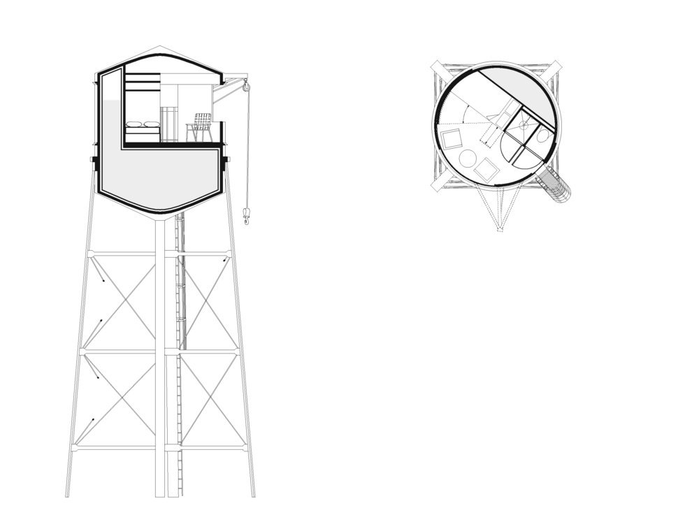 Las Animas: Water Towers