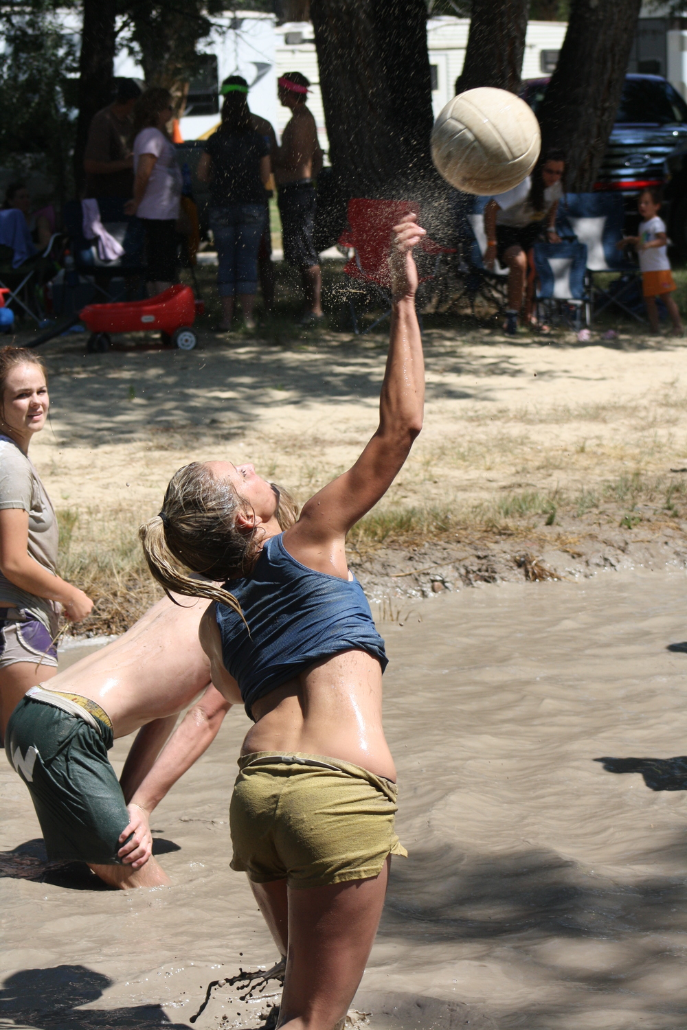 One of the hit's of Deer Creek Days is always the Mud Volleyball Tournament. Get dirty or just watch the fun, but check it  out.