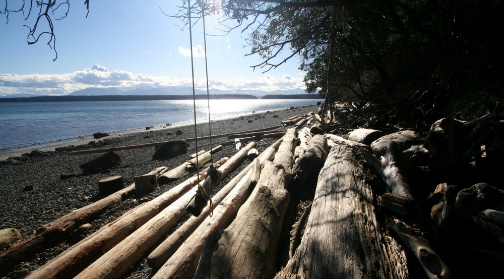 The Grove School is located on beautiful Gabriola Island, home to many beaches and inspiring vistas.