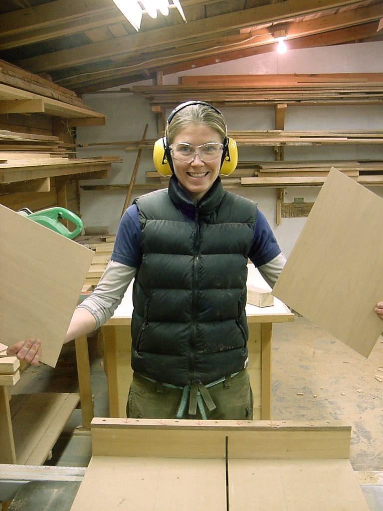 Perfect BALTIMORE  For Years, Furniture Maker And Woodworker Sarah Marriage Talked