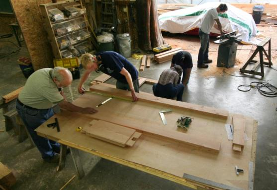 In terms of impact and overall contribution to a structure a door is usually underestimated when considered solely as a means of entry to a dwelling or a ... & Outline - Door Making \u2014 The Grove Woodworking School Pezcame.Com