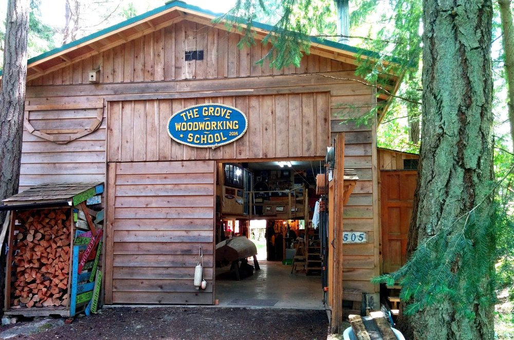 The Grove Woodworking School
